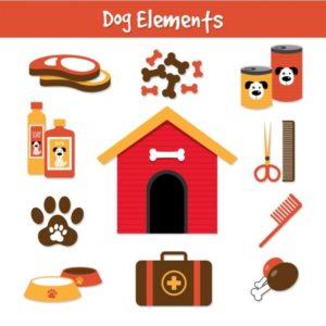 elementos perros